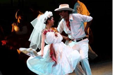 el baile del palomo